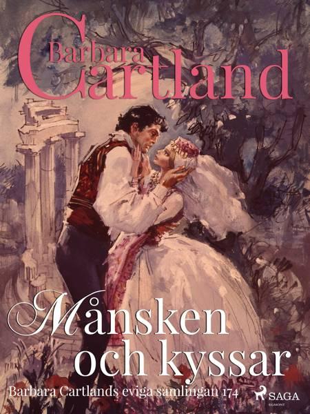 Månsken och kyssar af Barbara Cartland