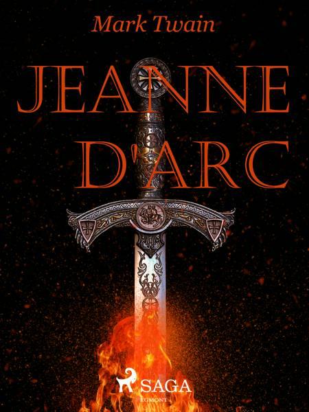 Jeanne d Arc af Mark Twain