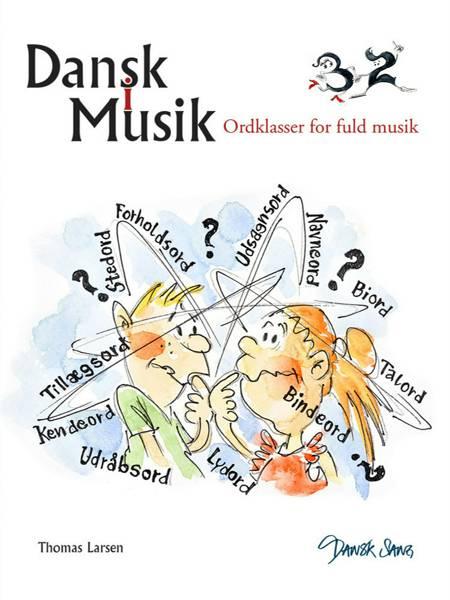Dansk i Musik af Thomas Larsen