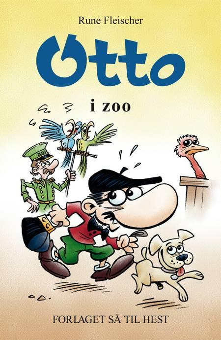 Otto i zoo af Rune Fleischer