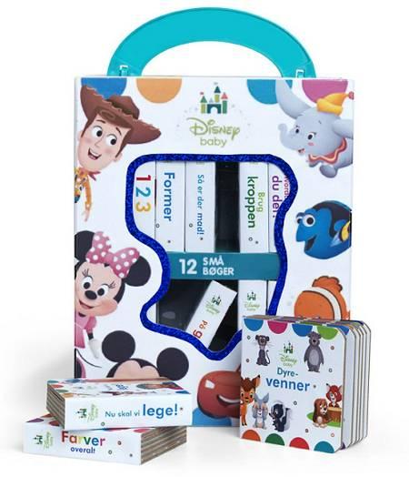 Disney Baby Mit første bibliotek af Karrusel Forlag
