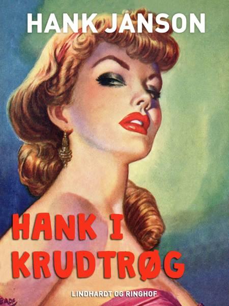 Hank i krudtrøg af Hank Janson