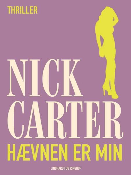 Hævnen er min af Nick Carter