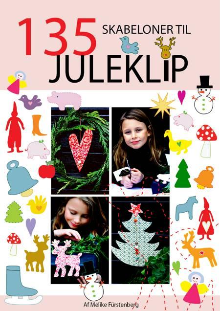 135 Skabeloner til juleklip af Melike Fürstenberg