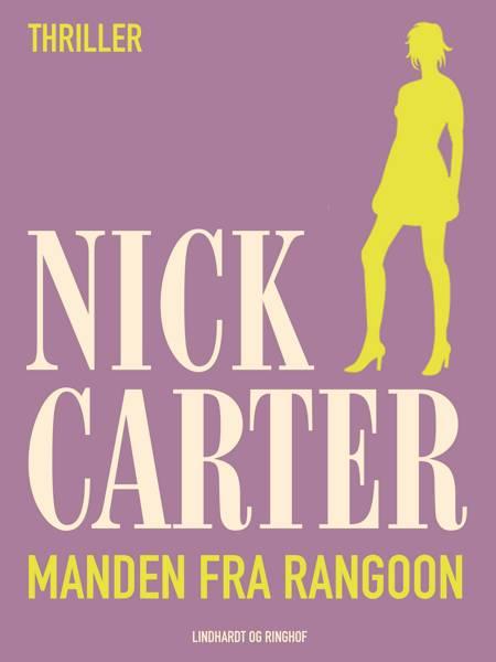 Manden fra Rangoon af Nick Carter