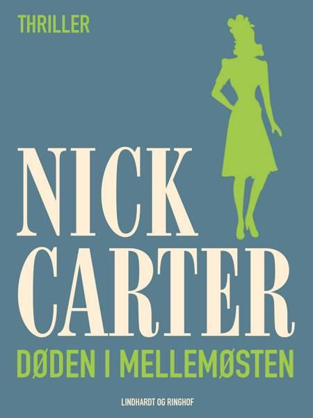 Døden i Mellemøsten af Nick Carter