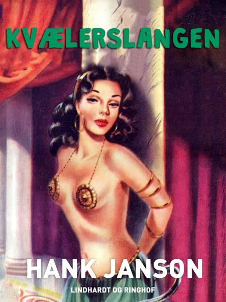 Kvælerslangen af Hank Janson