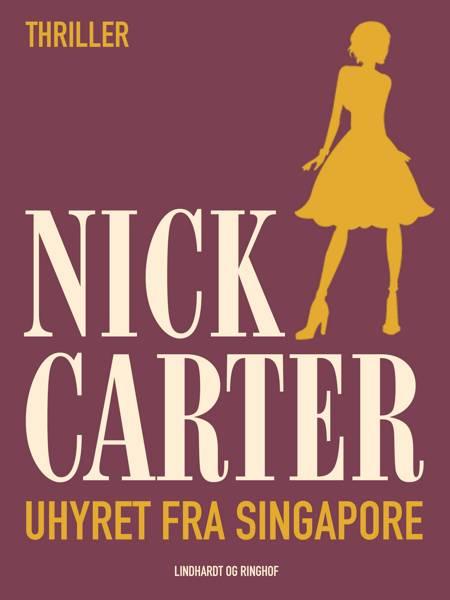 Uhyret fra Singapore af Nick Carter