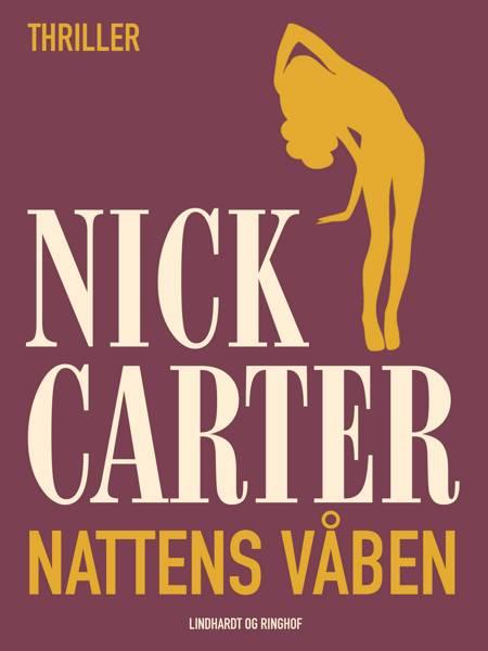 Nattens våben af Nick Carter