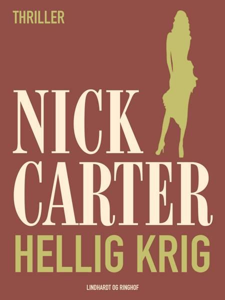 Hellig krig af Nick Carter