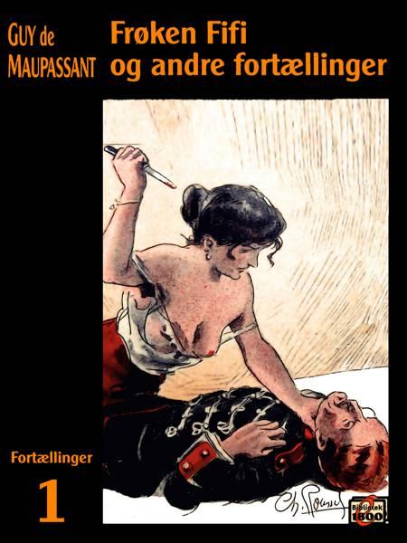 Frøken Fifi og andre fortællinger af Guy de Maupassant