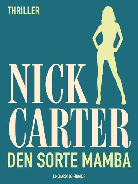 Den sorte mamba af Nick Carter