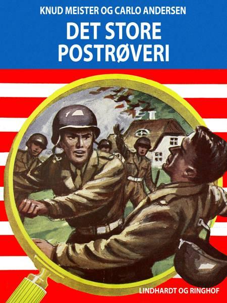 Det store postrøveri af Knud Meister og Carlo Andersen
