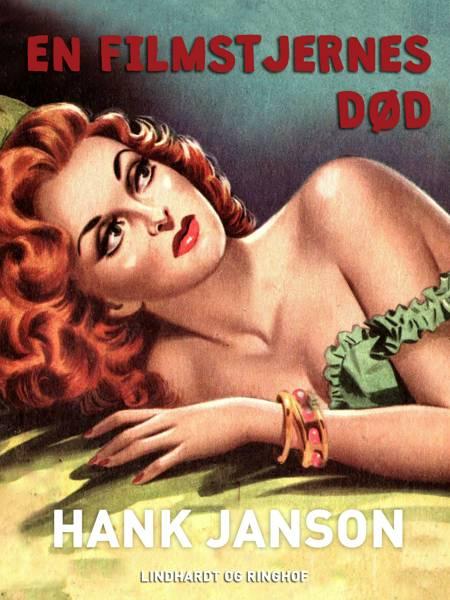 En filmstjernes død af Hank Janson