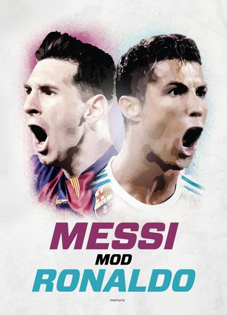 Messi mod Ronaldo af Michael Jepsen