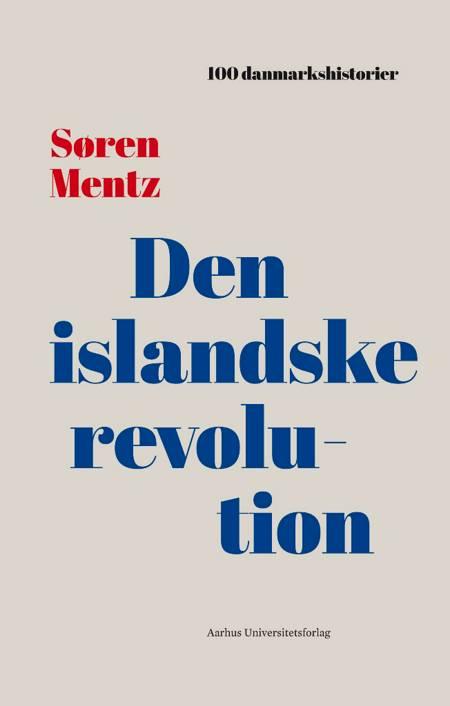 Den islandske revolution af Søren Mentz