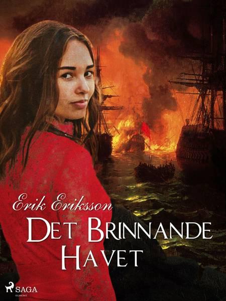 Det brinnande havet af Erik Eriksson