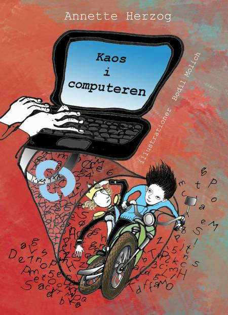 Kaos i computeren af Annette Herzog