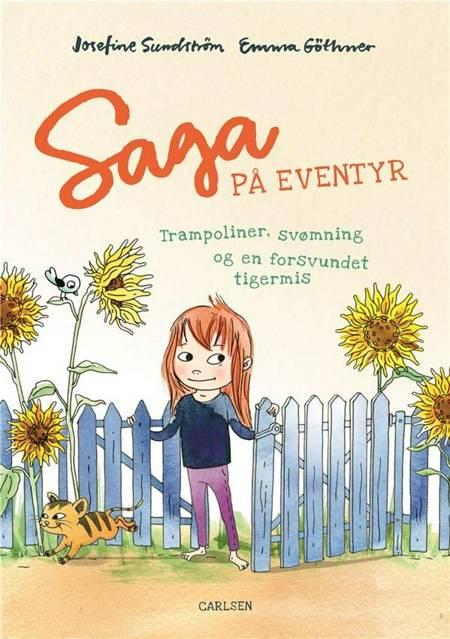 Saga på eventyr af Josefine Sundström