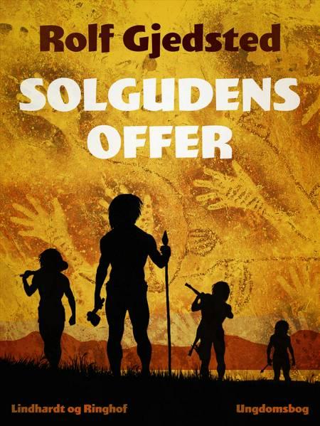 Solgudens offer af Rolf Gjedsted
