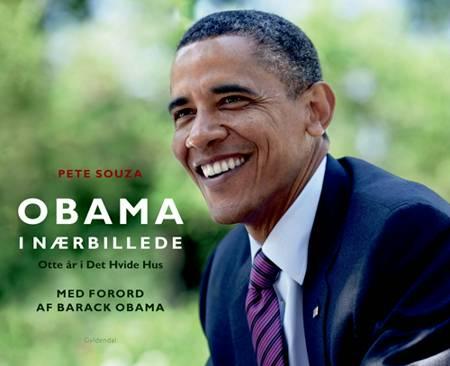 Obama i nærbillede af Pete Souza