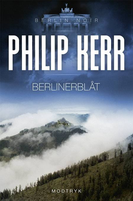 Berlinerblåt af Philip Kerr
