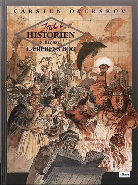 Ind i historien 3. kl., Lærerens bog, Netadgang af Carsten Overskov