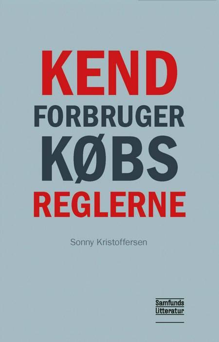 Kend forbrugerkøbsreglerne af Sonny Kristoffersen