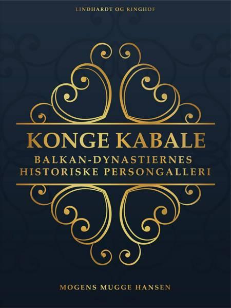Konge kabale af Mogens Mugge Hansen