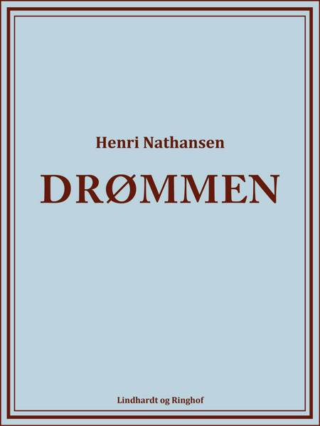 Drømmen af Henri Nathansen