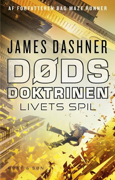 Dødsdoktrinen - Livets spil af James Dashner