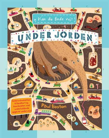 Kan du finde vej? - Under jorden af Joanna Mclnerney