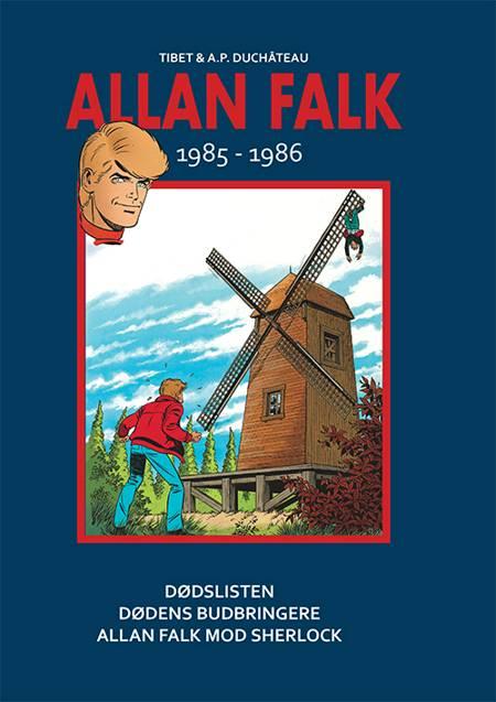 Allan Falk 1985-1986 af Duchâteau