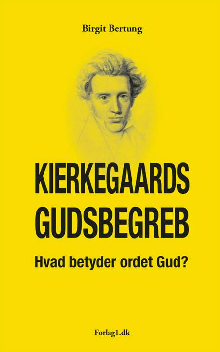 Kierkegaards Gudsbegreber af Birgit Bertung
