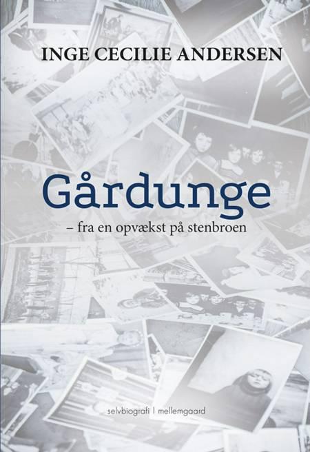 Gårdunge af Inge Cecilie Andersen