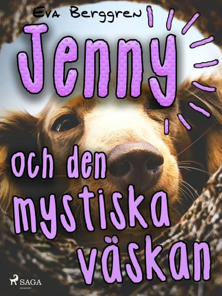 Jenny och den mystiska väskan af Eva Berggren