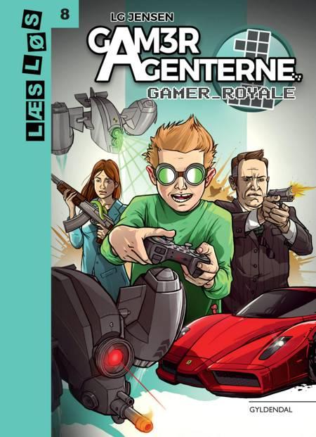GamerAgenterne af LG Jensen