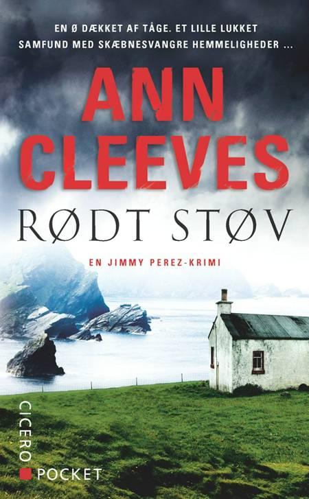 Rødt støv af Ann Cleeves