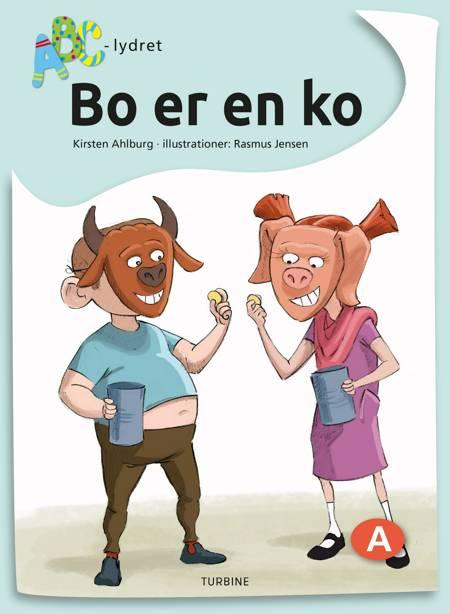 Bo er en ko af Kirsten Ahlburg