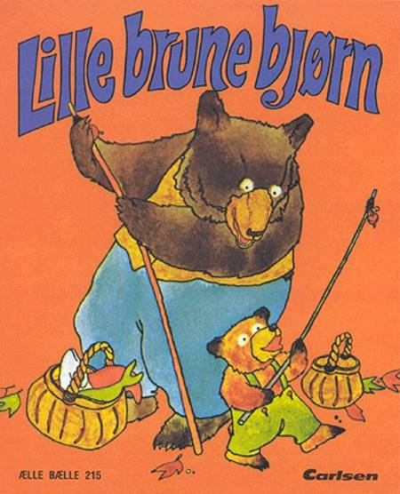 Lille brune bjørn af Wendy Watson