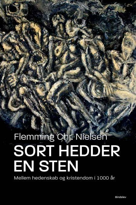 Sort hedder en sten af Flemming Chr. Nielsen