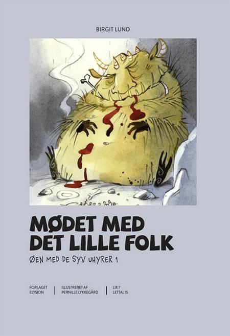 Mødet med Det Lille Folk af Birgit Lund
