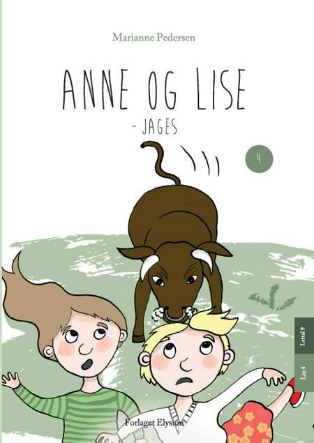 Anne og Lise - jages af Marianne Pedersen