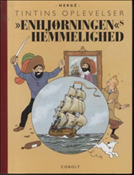 Enhjørningens hemmelighed af Hergé