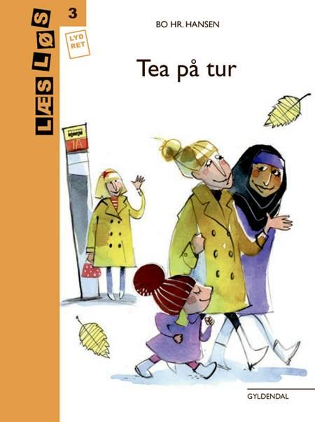 Tea på tur af Bo hr. Hansen