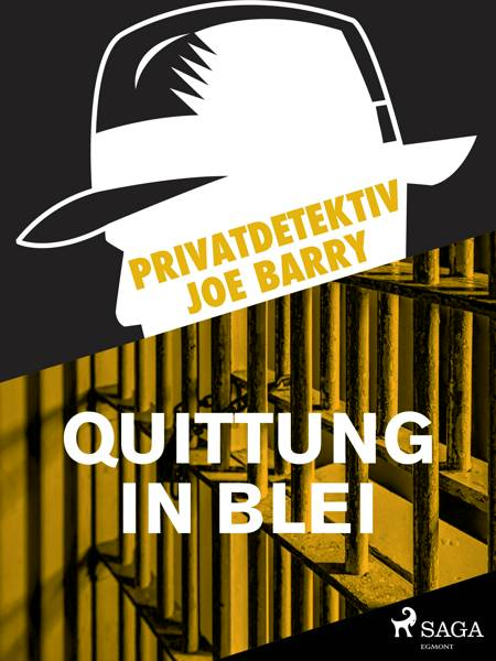 Privatdetektiv Joe Barry - Quittung in Blei af Joe Barry