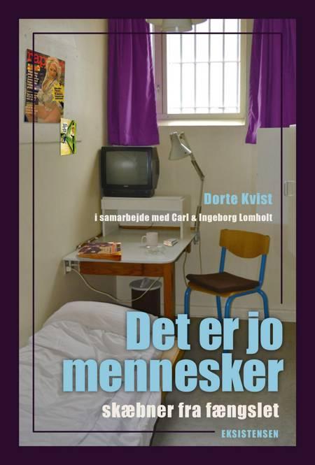 Det er jo mennesker af Dorte Kvist og Ingeborg Lomholt