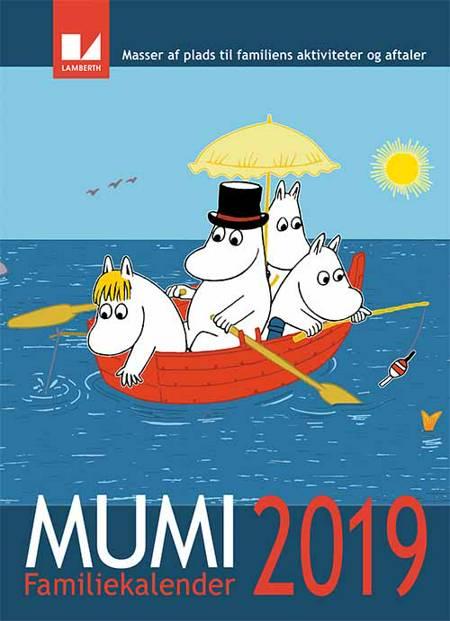 MUMI Familiekalender 2019