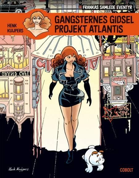 Gangsternes gidsel   Projekt Atlantis af Henk Kuijpers