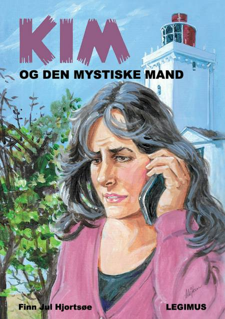 Kim og den mystiske mand af Finn Jul Hjortsøe